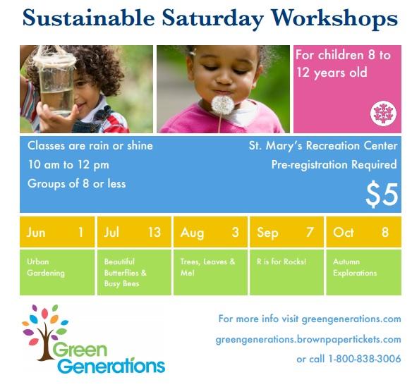 Environmental Workshops for Children