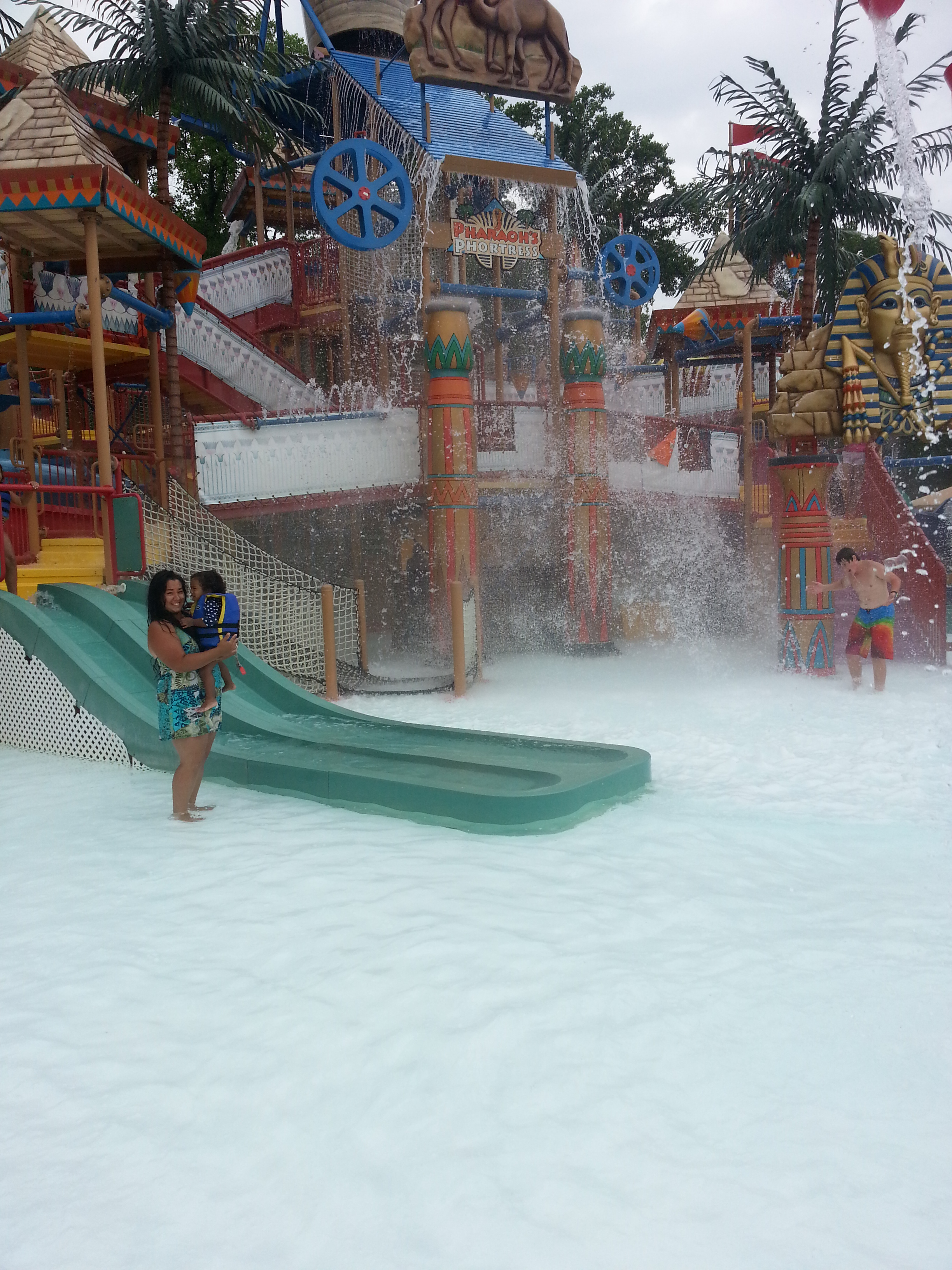 Family Time In The Poconos Camelbeach Waterpark Bronxmama