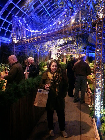Bar Car Nights At The New York Botanical Garden