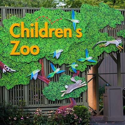 Celebrating the Children's Zoo at the Bronx Zoo