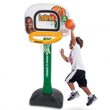Little Tikes partners with LeBron James Family Foundation