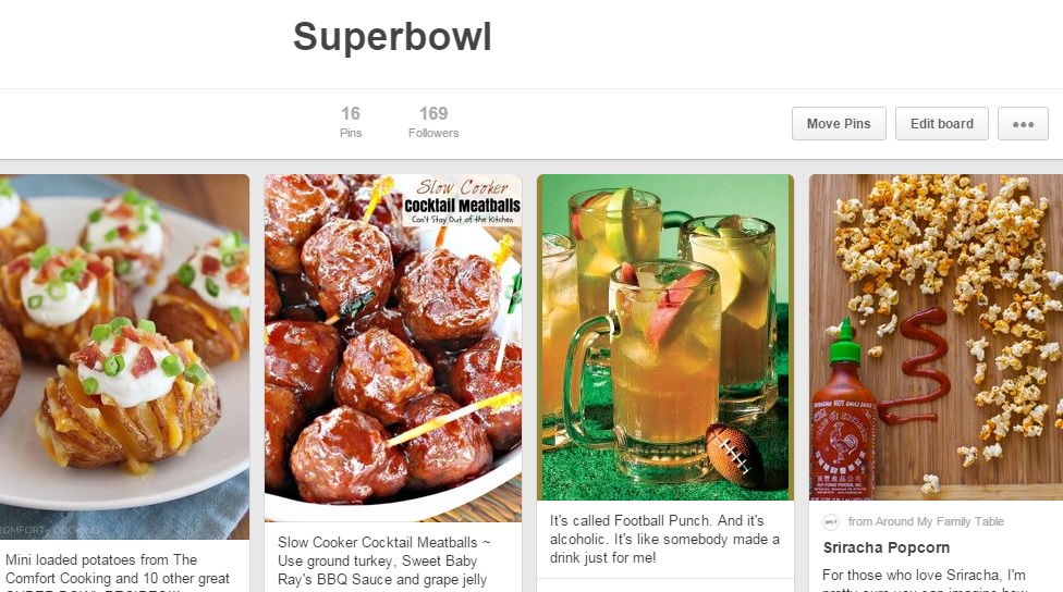 Superbowl Entertaining Ideas and Recipes