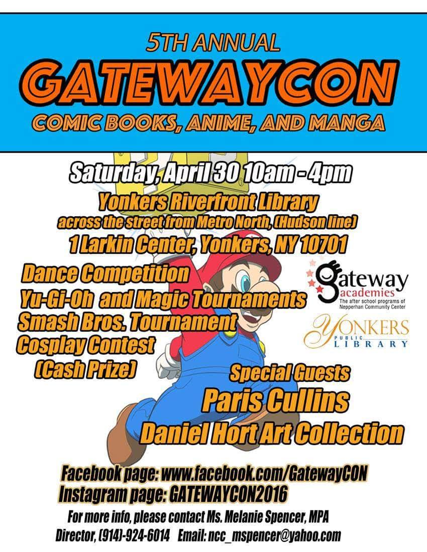 Nearby: GatewayCon 2016