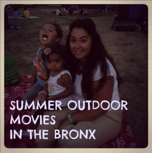 Summer Outdoor Movies in the Bronx| 2016