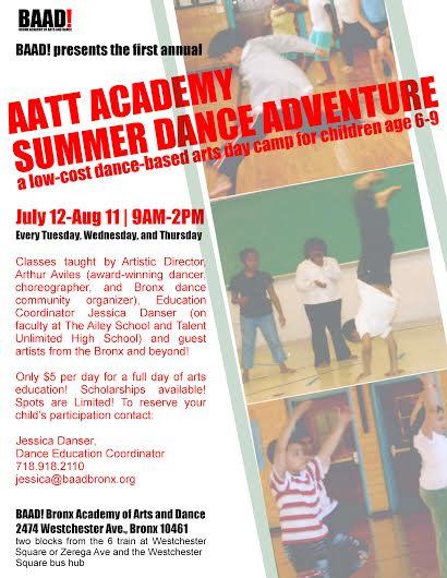 AATT Academy: Summer Dance Adventure