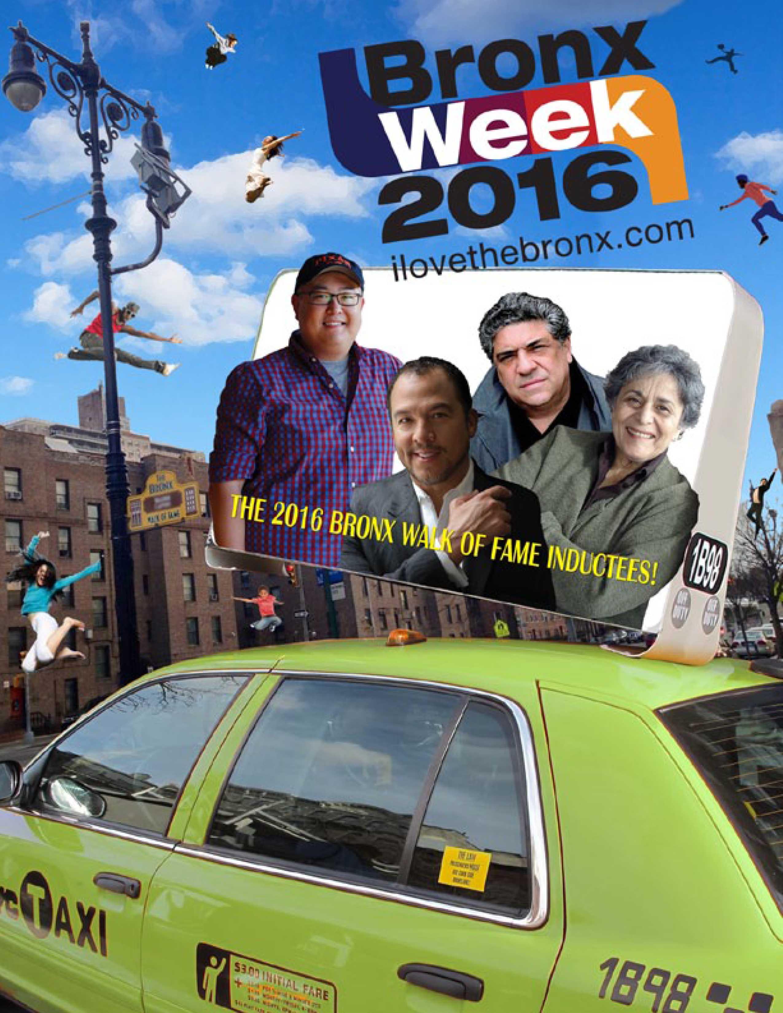 Bronx Week 2016
