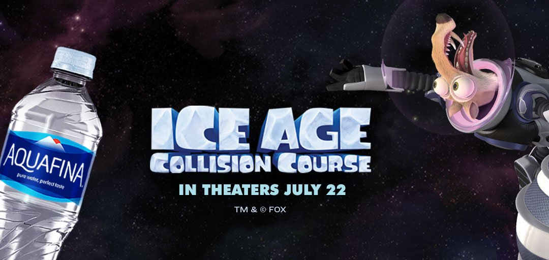 Summer Movies: Ice Age: Collision Course