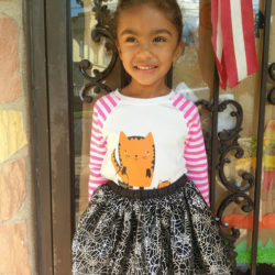 Cute Last Minute Halloween Outfits from Cat & Jack at Target