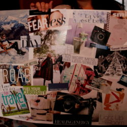 Host a Vision Board Party