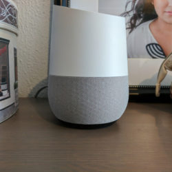 Checking out the Google Home