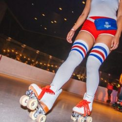 Rollerskating Night at Orchard Beach