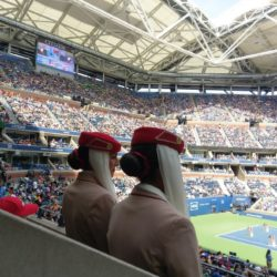 """#EmiratesAce Campaign Engages Tennis Fans to Nominate their """"Ace"""" for a Chance to Win Tickets to Dubai, the Men's Finals & More!"""