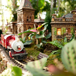 Giveaway: Family 4-pack of Tickets to the Holiday Train Show at the NYBG
