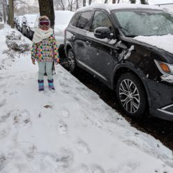 Snow Days with the 2018 Mitsubishi Outlander GT