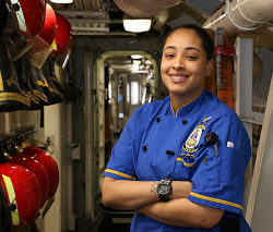 Two Bronx Natives Serving Aboard Navy Warship in Norfolk