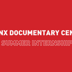 Bronx Documentary Center Summer Internship