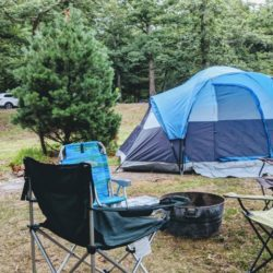 Camping at Wildwood State Park