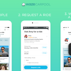 Have You Used the Waze Carpool App Yet?