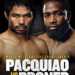 Watch the Manny Pacquiao and Adrien Broner Fight Live at a Local Movie Theater