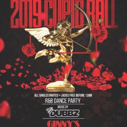 2019 Cupid's Ball with DJ Dubbz