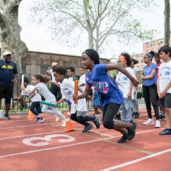 Free Fall Sports Programs with City Parks Foundation