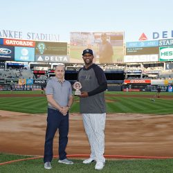 Vote For CC Sabathia For the Roberto Clemente Award