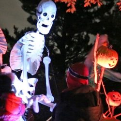Giveaway: Tickets to Spooky Pumpkin Garden Nights at NYBG