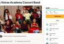 Band Director Creates GoFundMe to Raise Funds for Instrument Rental for School Band