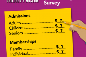 Bronx Children's Museum – Admissions and Membership Survey + Giveaway