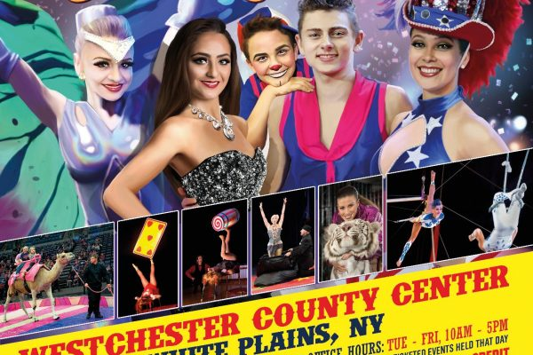 Giveaway: The Royal Hanneford Circus at the Westchester County Center