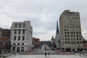 Winter Trip to Harrisburg Pennsylvania