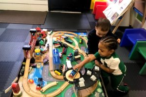 Drop-in Indoor Play Space in the Bronx